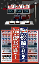 Star Spangled Sevens Free Slot Machines at Slot Hill Casino